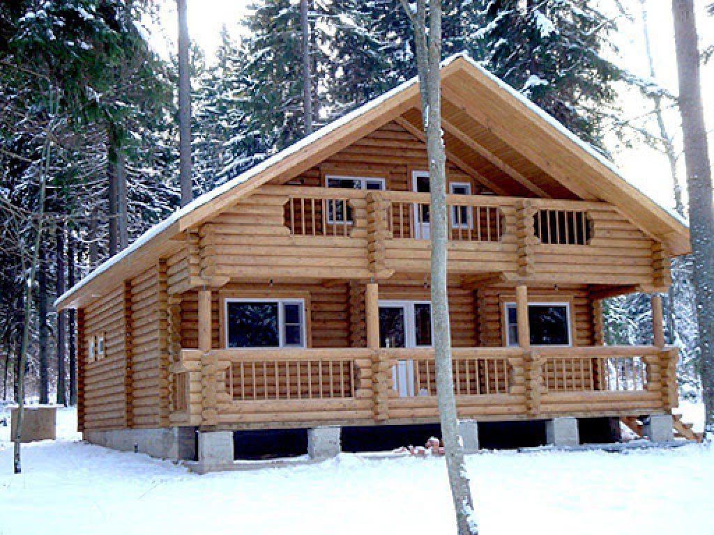 Дома, другие постройки из дерева